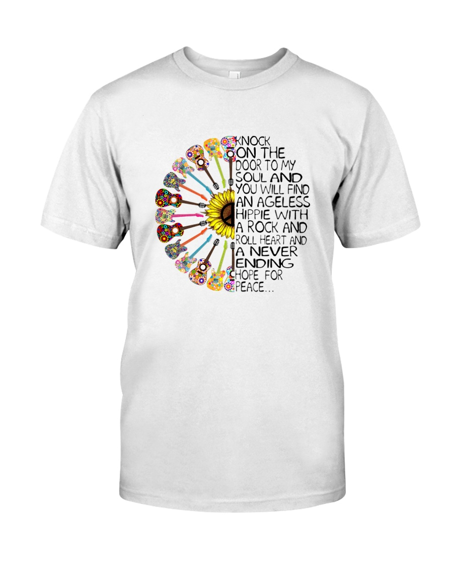 GUITAR PEACE Classic T-Shirt