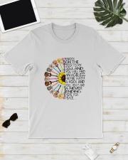 GUITAR PEACE Classic T-Shirt lifestyle-mens-crewneck-front-17