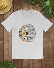 GUITAR PEACE Classic T-Shirt lifestyle-mens-crewneck-front-18