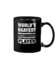 WORLD OKAYEST ACCORDION Mug thumbnail