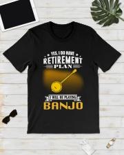 RETIREMENT BANJO Classic T-Shirt lifestyle-mens-crewneck-front-17