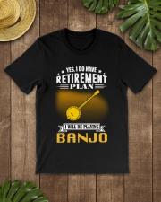 RETIREMENT BANJO Classic T-Shirt lifestyle-mens-crewneck-front-18