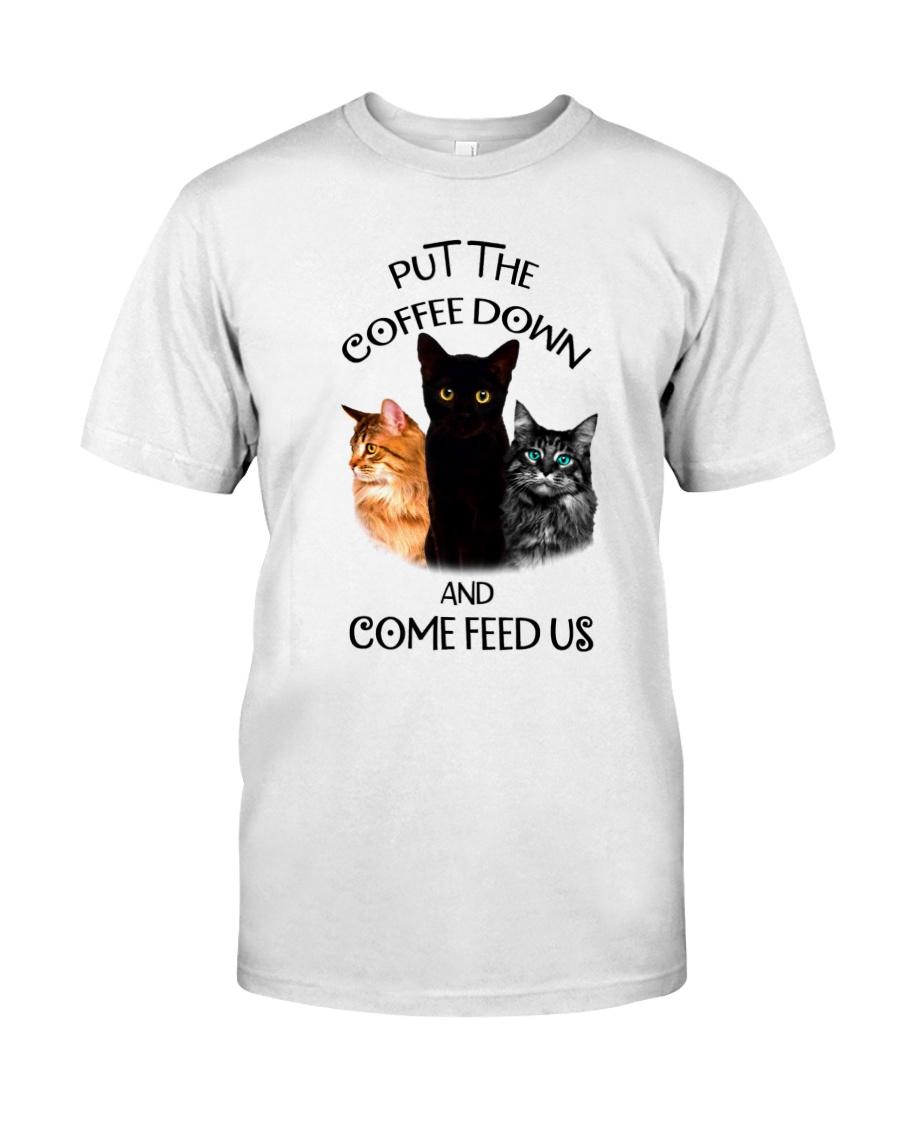 COFFEE DOWN Classic T-Shirt