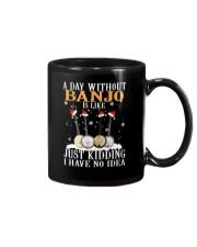 JUST KIDDING BANJO Mug thumbnail