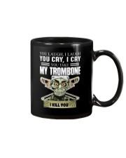 LAUGH CRY TROMBONE Mug thumbnail