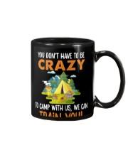 CAMPING TRAIN YOU Mug thumbnail