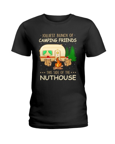 CAMPING NUTHOUSE