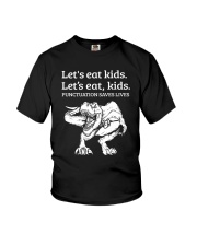 LET EAT KIDS Youth T-Shirt thumbnail