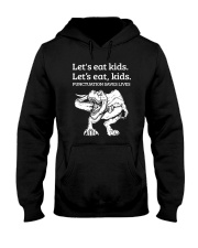 LET EAT KIDS Hooded Sweatshirt thumbnail