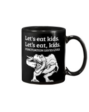 LET EAT KIDS Mug thumbnail