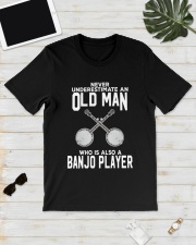 OLD MAN ALSO BANJO Classic T-Shirt lifestyle-mens-crewneck-front-17