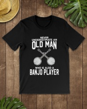 OLD MAN ALSO BANJO Classic T-Shirt lifestyle-mens-crewneck-front-18