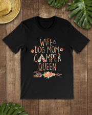 WIFE MOM CAMPER Classic T-Shirt lifestyle-mens-crewneck-front-18