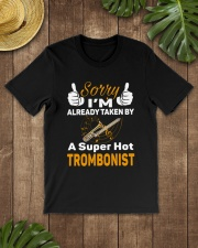 SUPER HOT TROMBONE Classic T-Shirt lifestyle-mens-crewneck-front-18