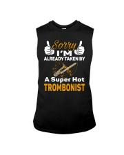 SUPER HOT TROMBONE Sleeveless Tee thumbnail