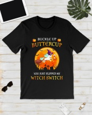 BUTTERCUP WINE Classic T-Shirt lifestyle-mens-crewneck-front-17