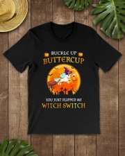 BUTTERCUP WINE Classic T-Shirt lifestyle-mens-crewneck-front-18