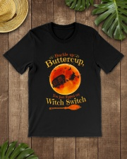 CAMPING WITCH SWITCH Classic T-Shirt lifestyle-mens-crewneck-front-18