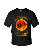 CAMPING WITCH SWITCH Youth T-Shirt tile