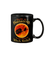 CAMPING WITCH SWITCH Mug tile
