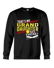 GRAND DAUGHTER SOFTBALL Crewneck Sweatshirt thumbnail
