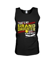 GRAND DAUGHTER SOFTBALL Unisex Tank thumbnail