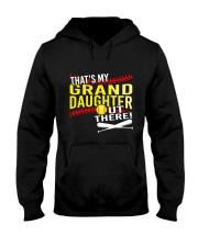 GRAND DAUGHTER SOFTBALL Hooded Sweatshirt thumbnail