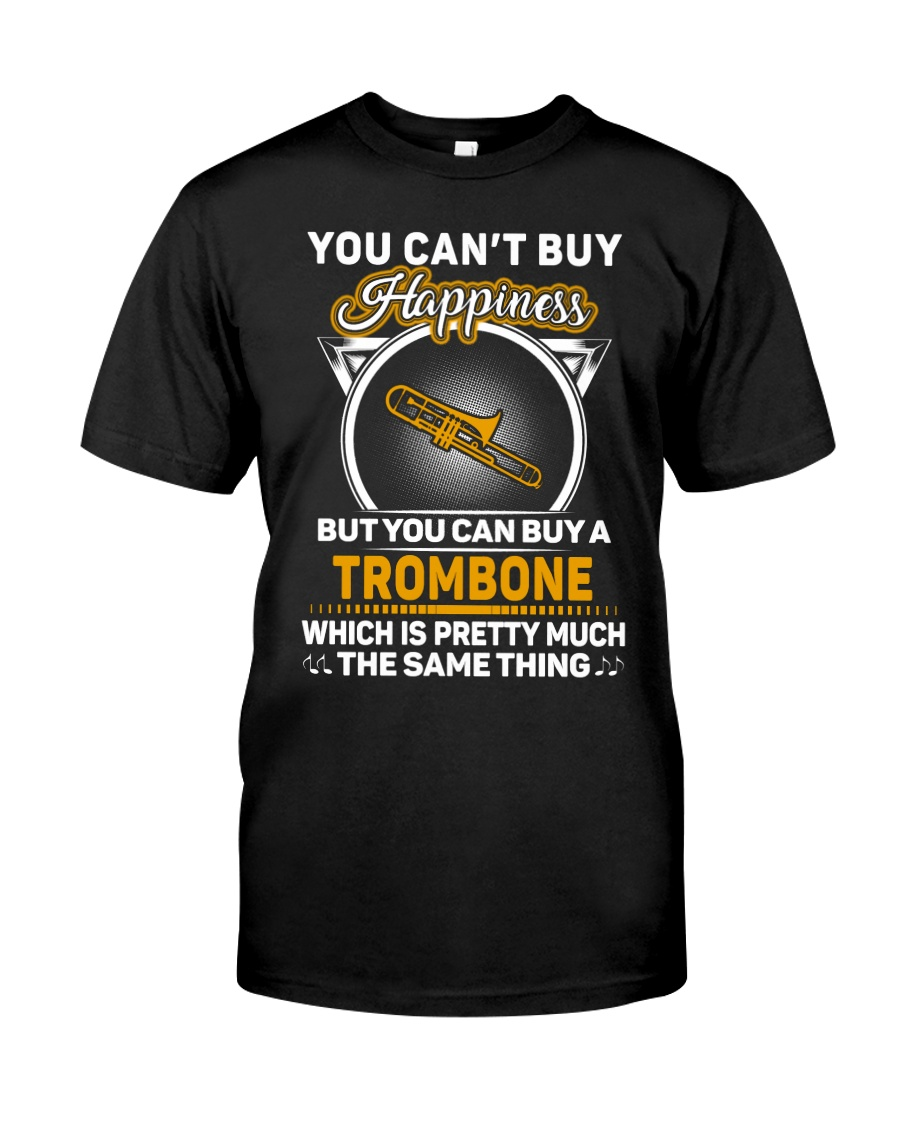 HAPPINESS TROMBONE Classic T-Shirt