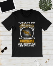 HAPPINESS TROMBONE Classic T-Shirt lifestyle-mens-crewneck-front-17