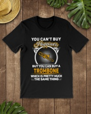 HAPPINESS TROMBONE Classic T-Shirt lifestyle-mens-crewneck-front-18