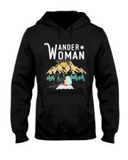 WANDER WOMAN CAMPING Hooded Sweatshirt thumbnail