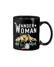 WANDER WOMAN CAMPING Mug thumbnail