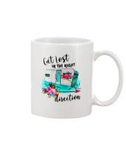 CAMPING RIGHT DIRECTION Mug thumbnail