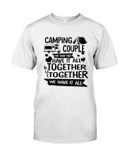 CAMPING COUPLE Classic T-Shirt thumbnail