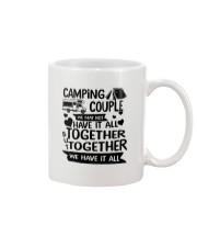 CAMPING COUPLE Mug thumbnail