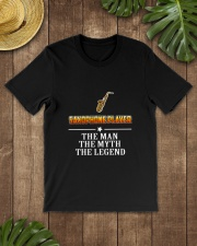 SAXOPHONE LEGEND Classic T-Shirt lifestyle-mens-crewneck-front-18