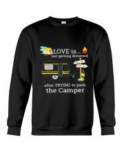 WAY THE CAMPER Crewneck Sweatshirt thumbnail