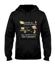 WAY THE CAMPER Hooded Sweatshirt thumbnail