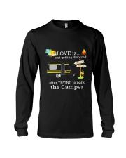 WAY THE CAMPER Long Sleeve Tee thumbnail