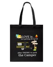 WAY THE CAMPER Tote Bag thumbnail