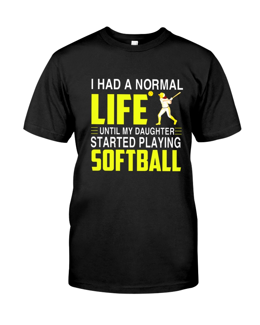 LIFE SOFTBALL Classic T-Shirt