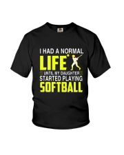 LIFE SOFTBALL Youth T-Shirt thumbnail