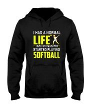 LIFE SOFTBALL Hooded Sweatshirt thumbnail