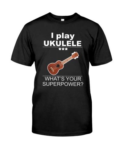 SUPERPOWER UKULELE