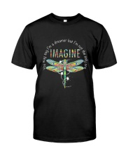 HIPPIE IMAGINE Classic T-Shirt front
