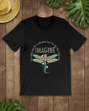 HIPPIE IMAGINE Classic T-Shirt lifestyle-mens-crewneck-front-18