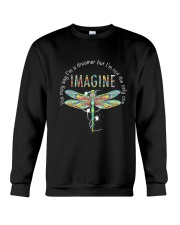 HIPPIE IMAGINE Crewneck Sweatshirt thumbnail