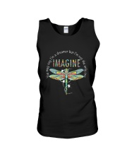 HIPPIE IMAGINE Unisex Tank thumbnail