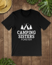 CAMPING SISTER FOREVER Classic T-Shirt lifestyle-mens-crewneck-front-18