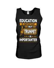 EDUCATION TRUMPET Unisex Tank thumbnail